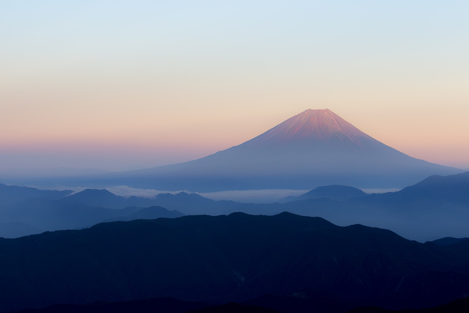 Mount Fuji, Japan2