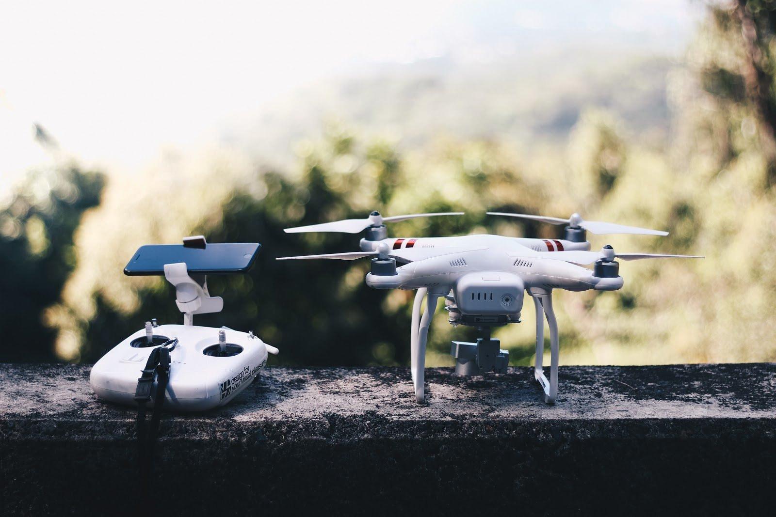 Guía para iniciarse en la fotografía con drones
