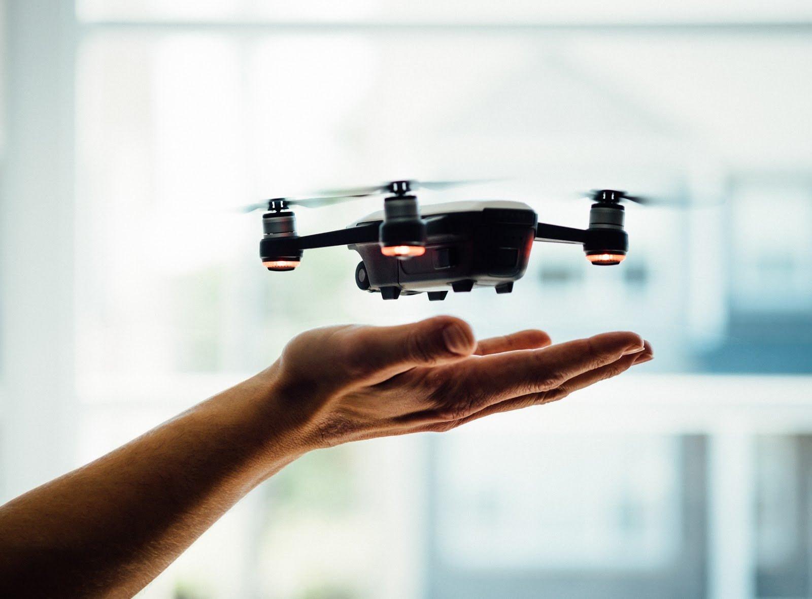 Lista pre vuelo drone