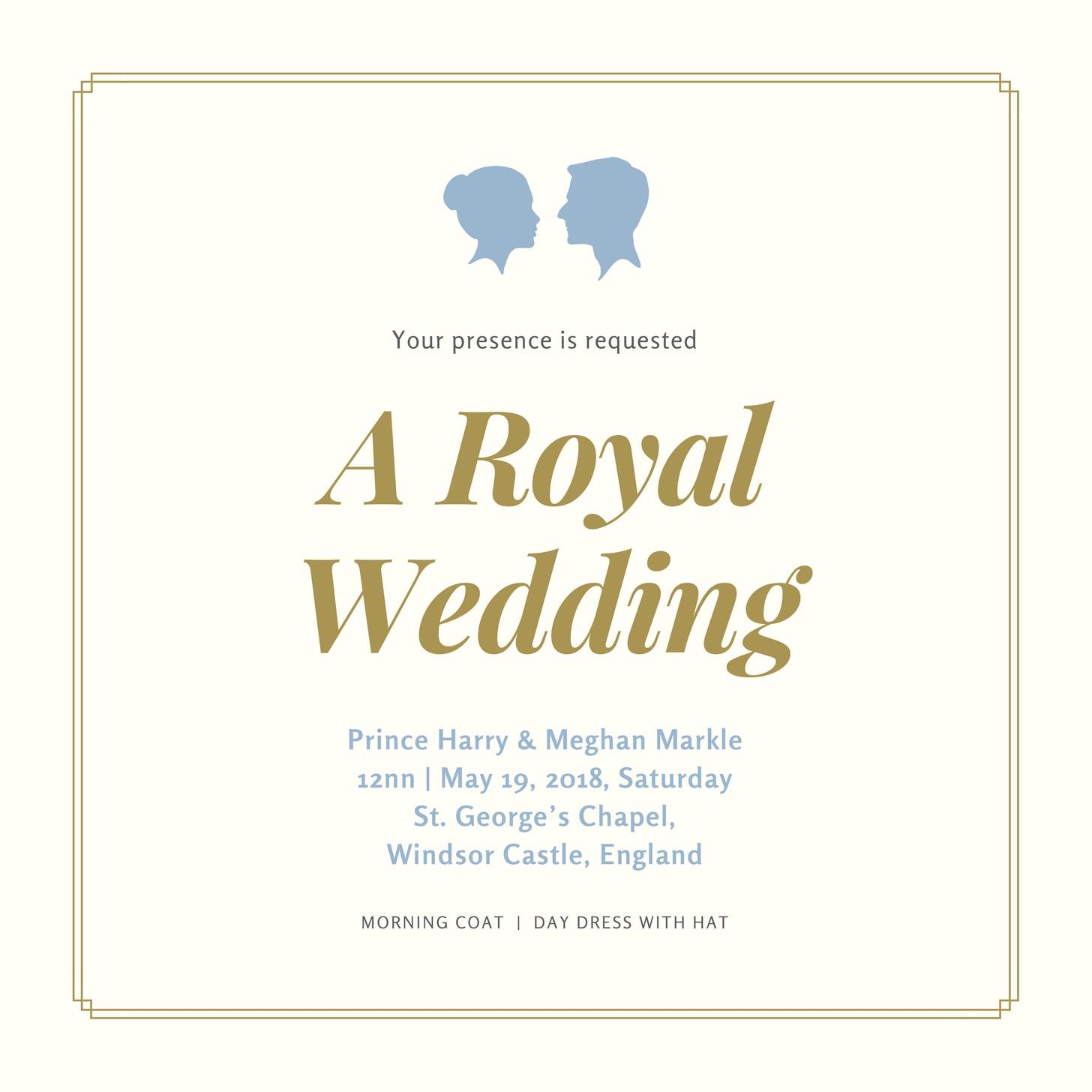 get the look royal wedding invitation templates royal wedding invitation templates
