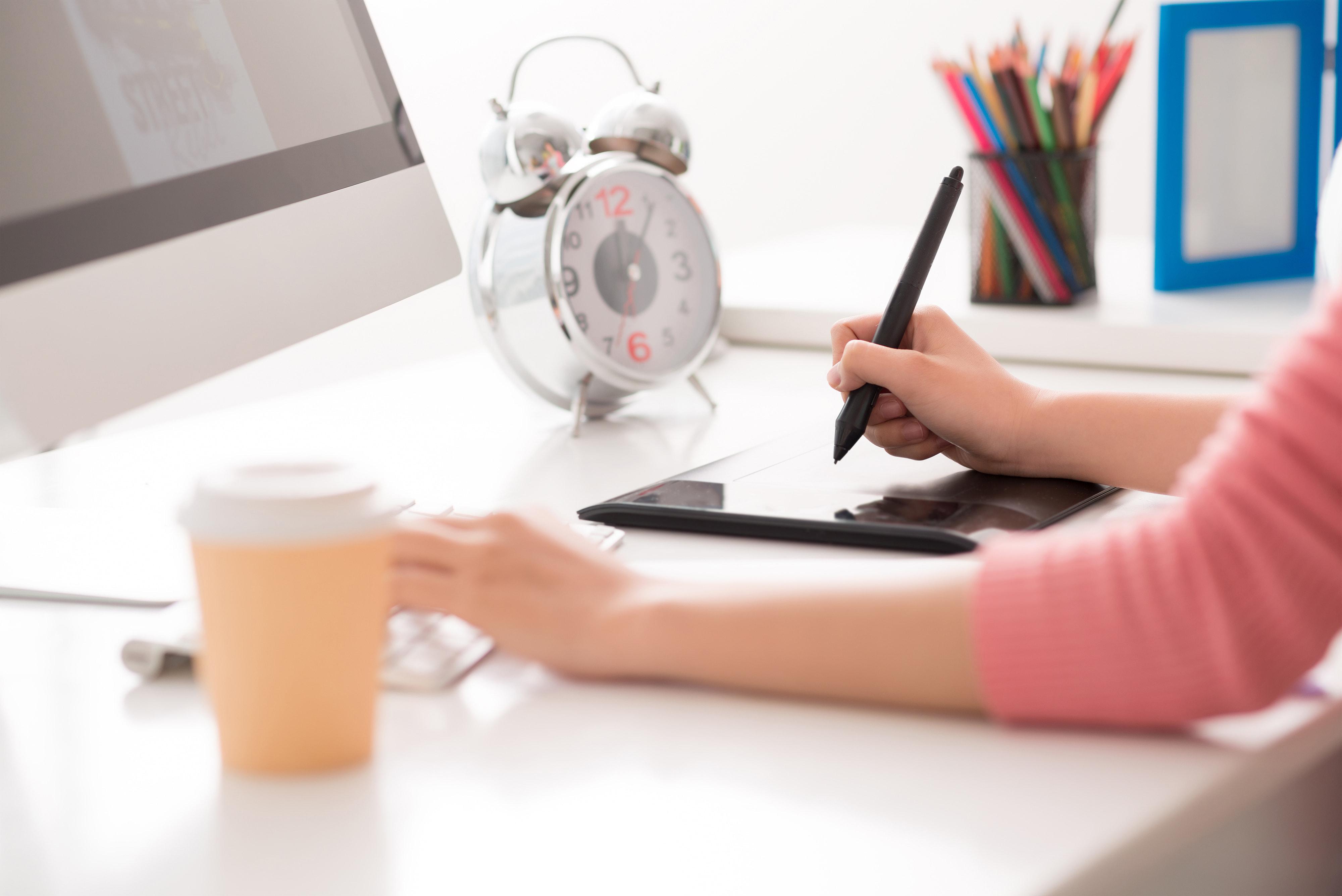 Graphic designer featured image