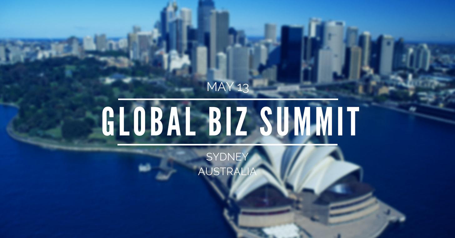Sydney Skyline Facebook Ad