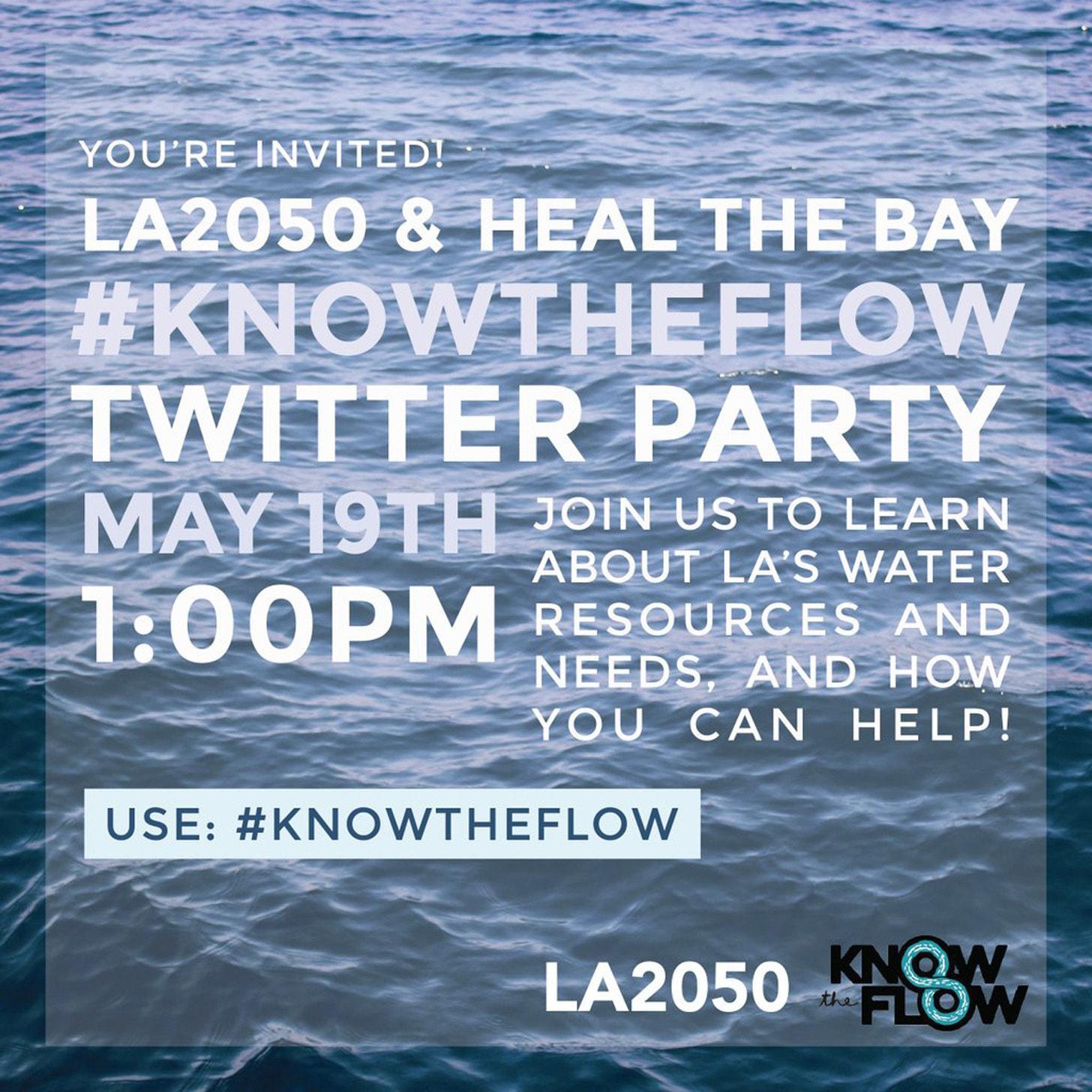 LA2050 Twitter post