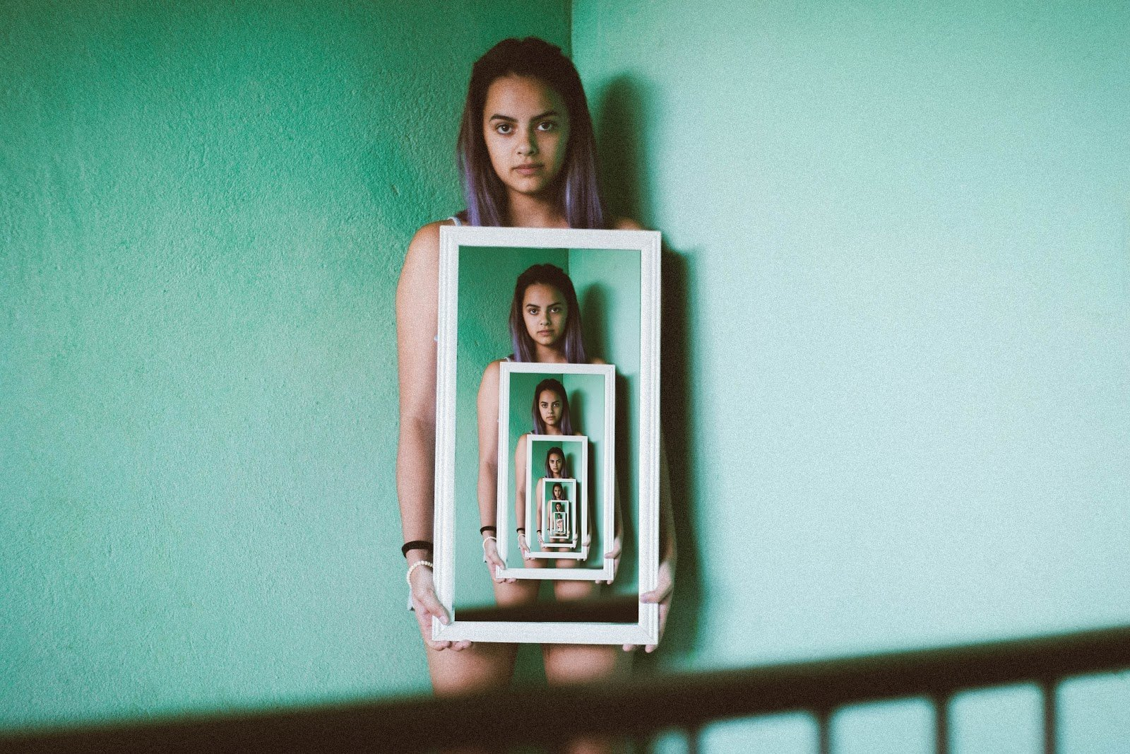 10 Creative Self Portrait Techniques That Will Inspire You To Create Your Own Learn