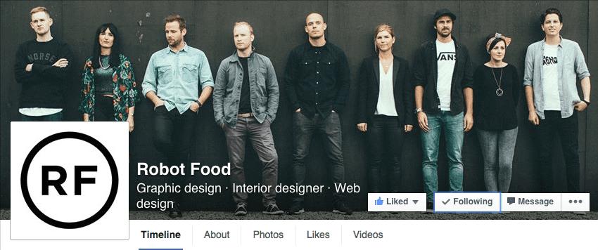 Team photo Facebook cover