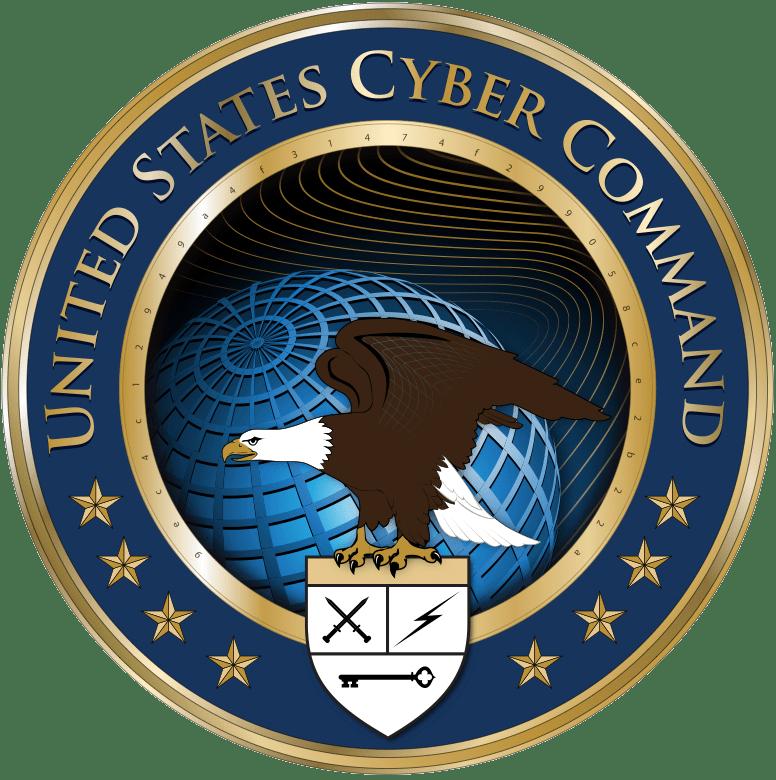 US Cybercom logo meaning
