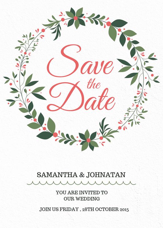 Wedding Invitation Size Guide Canva S Design Wiki