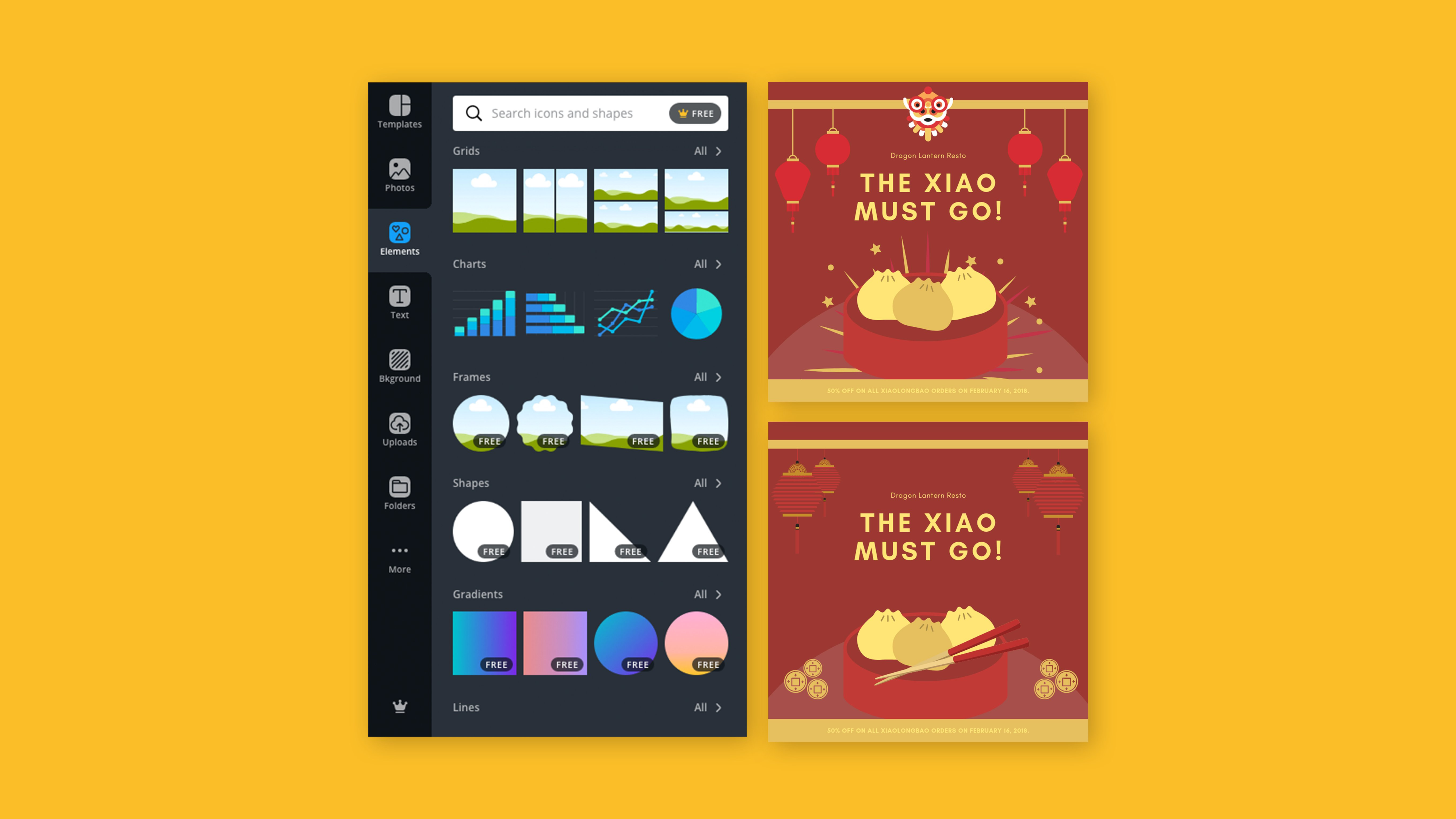 How to use Elements Pro in your designs