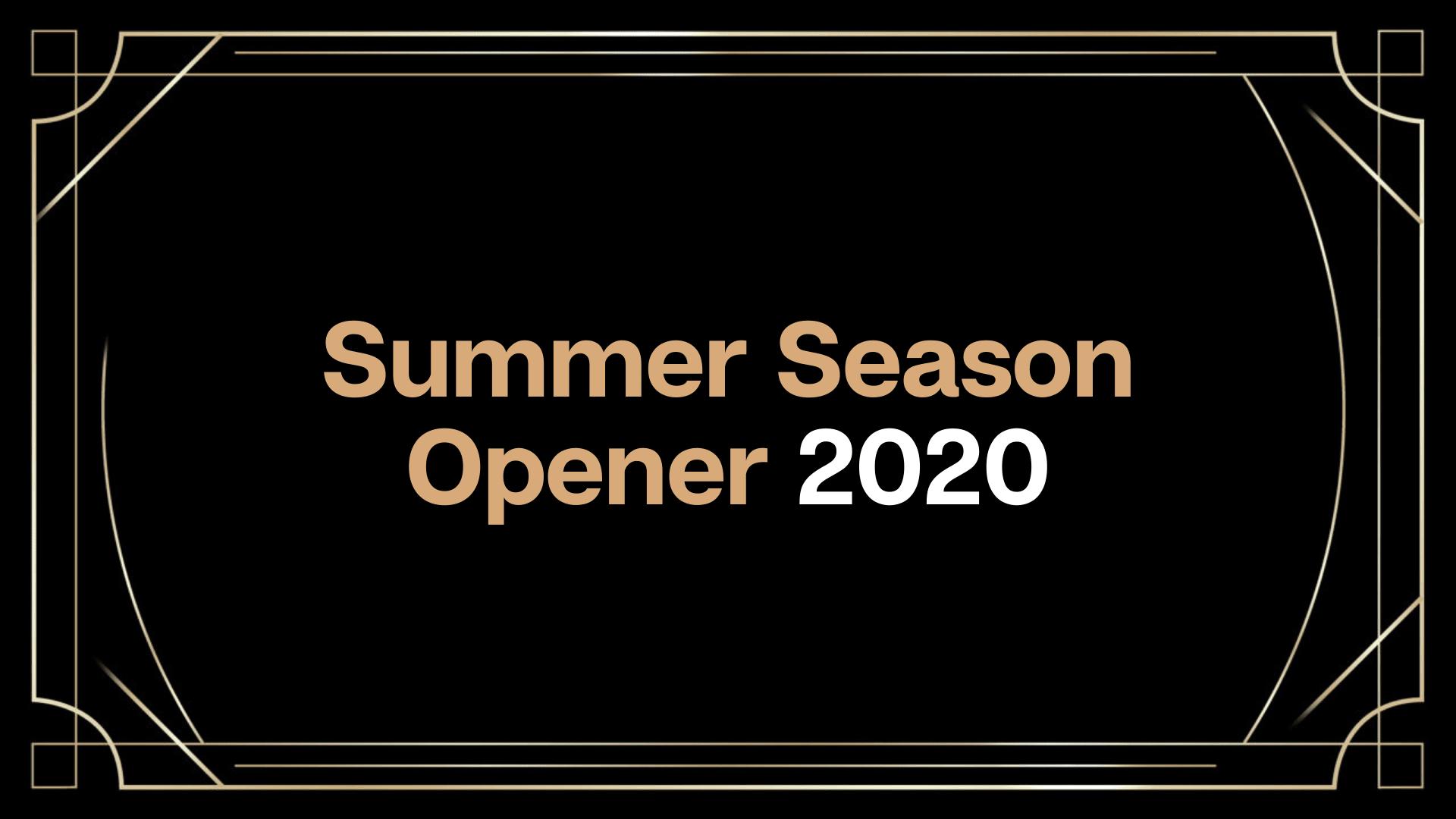 Copy of Community Season Opener 2020 (1)