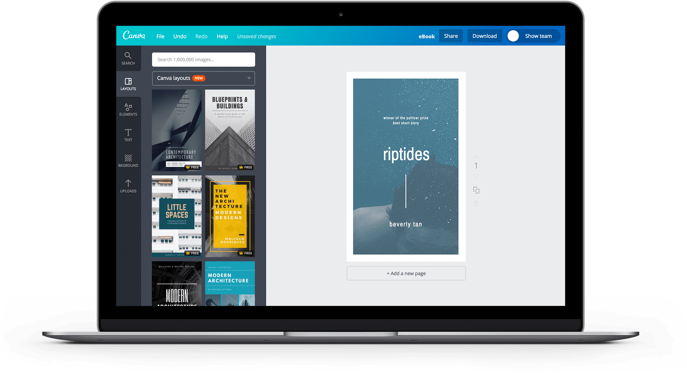 Free Online Ebook Maker Design A Custom Ebook In Canva