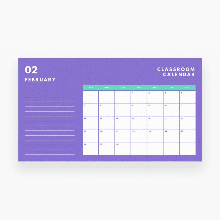 Free Online Calendar Maker: Design A Custom Calendar - Canva