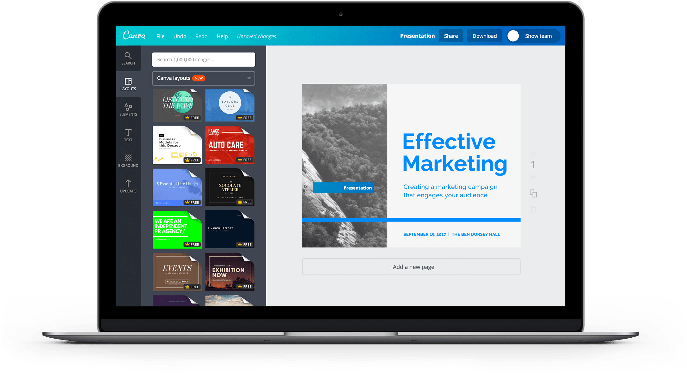 Free Online Powerpoint Alternative Design A Custom Presentation In Canva