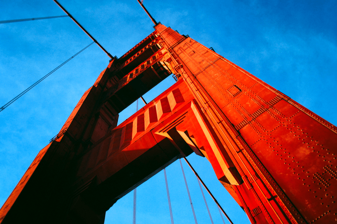 Color Combination Golden Gate - Canva's Design Wiki