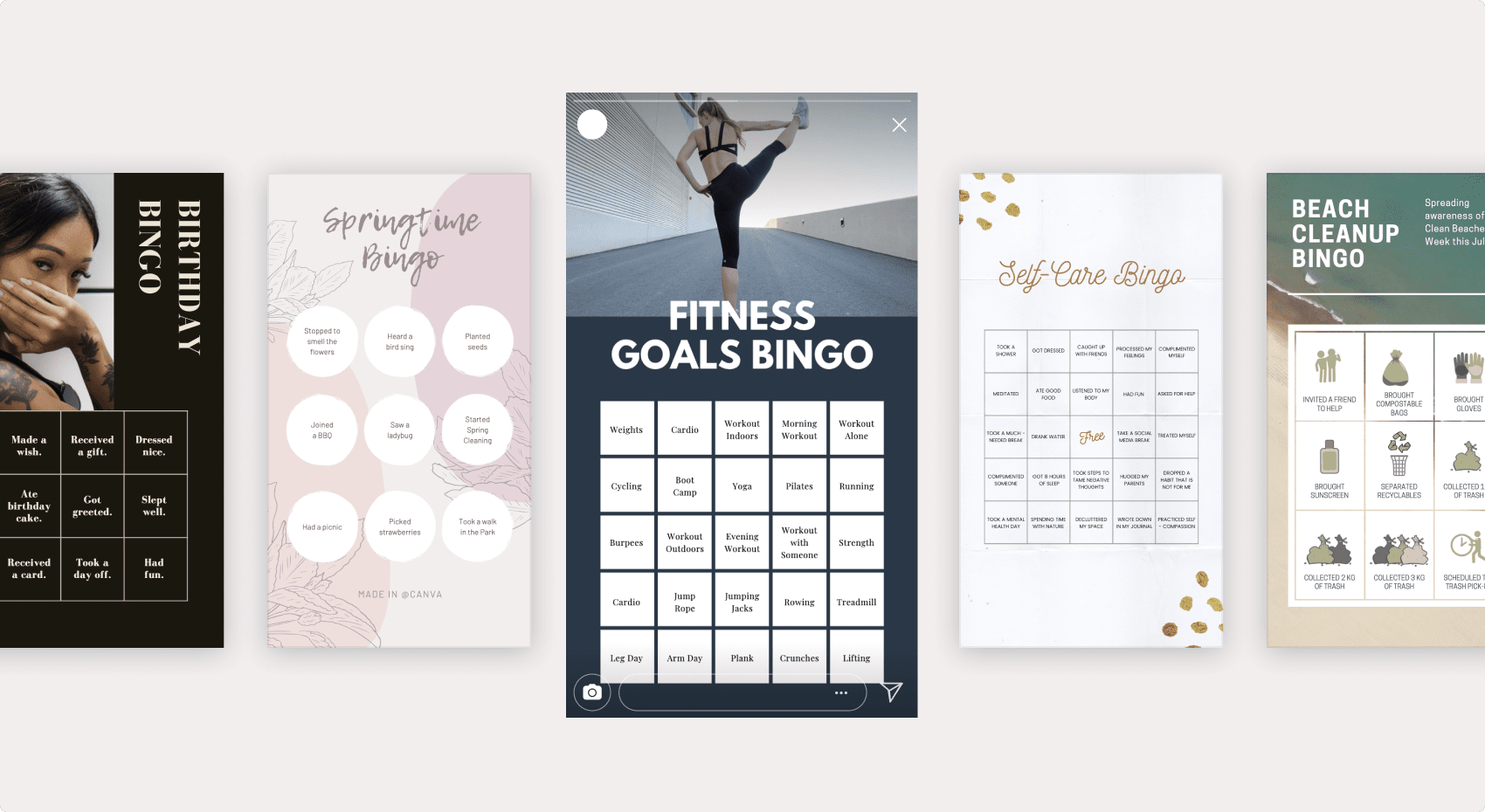 Bingo Card Generator Make Printable Bingo Cards Canva