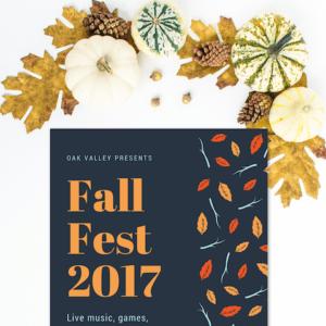 Fall Festival Thumbnail