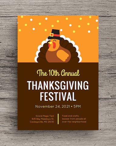 40 Thanksgiving Ideas Canva