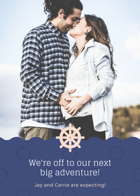 40 Pregnancy Announcement Ideas Canva