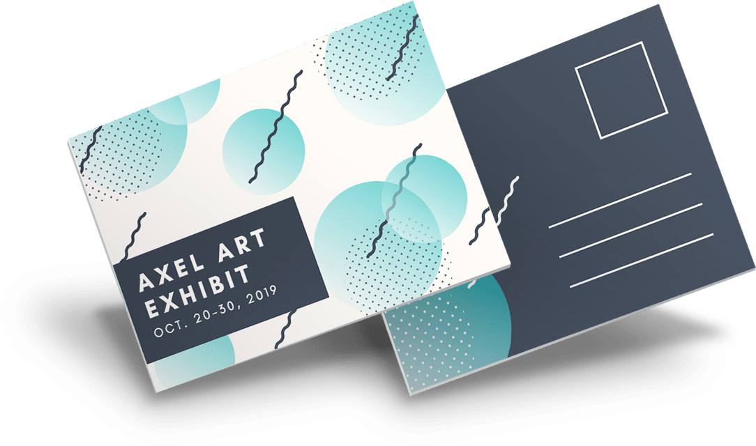 ポストカードの印刷1
