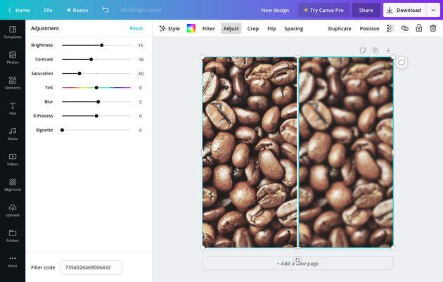 תוכנת Canve לעיצוב לאנשי שיווק דיגיטלי