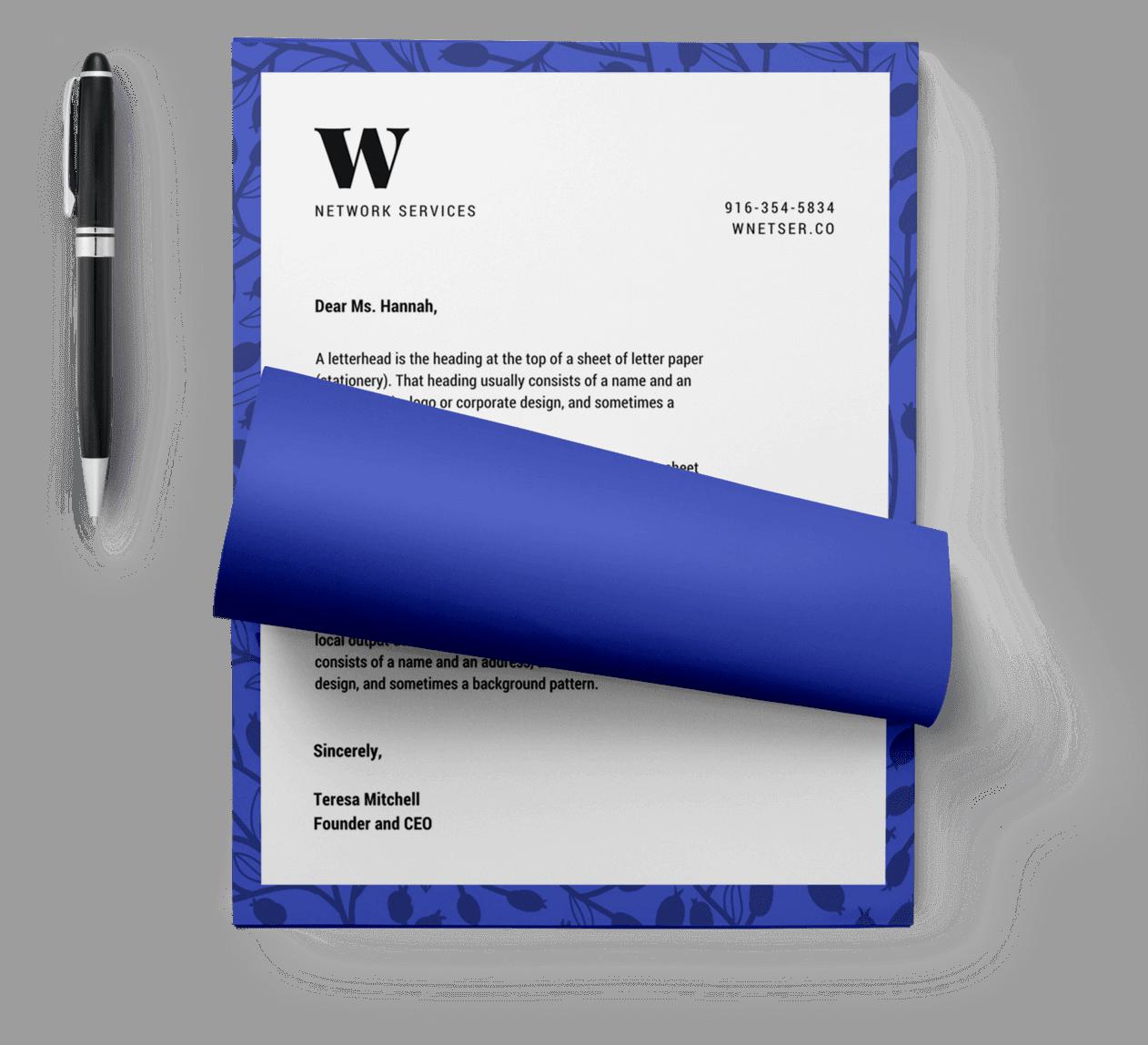 letterhead-hình ảnh-nổi bật