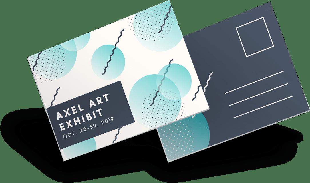 Postkarte-drucken