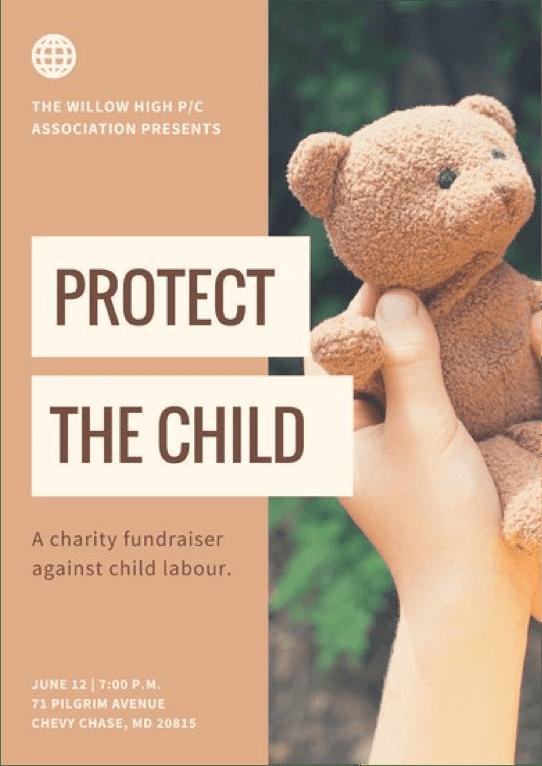 støtteaktivitet-plakat