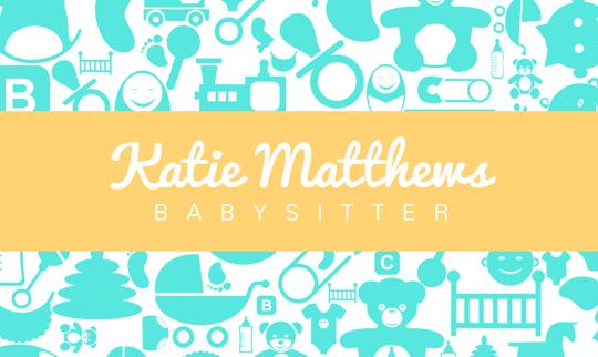 babysitter-cv