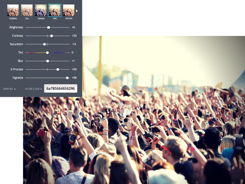 Aplica un efecto viñeta a tus fotos