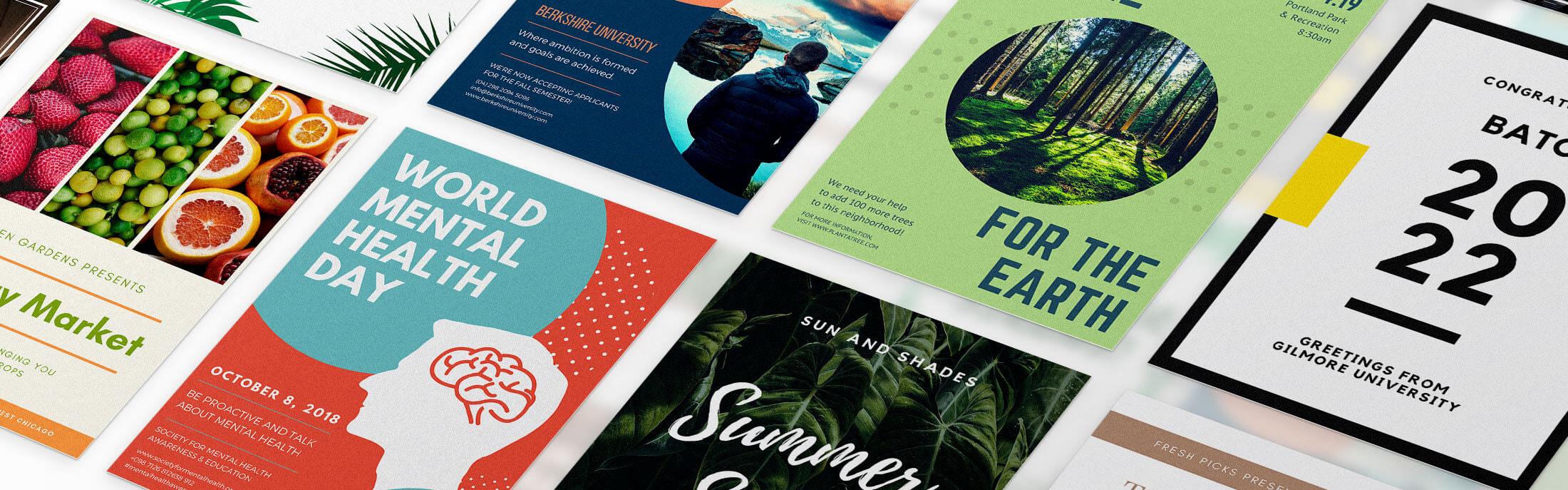 Membuat Poster Online Gratis dengan Mudah - Canva